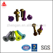 hot sell ! anodized aluminum bolt